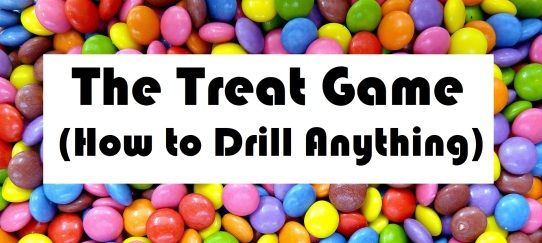 Treat Game (How to Drill Anything)